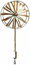 Antike Graffiti ag-87114Wagon Wheel Deck Design Kinetic Spinner–Mehrfarbig