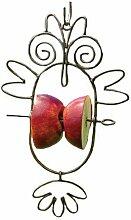 Antike Graffiti Eule Fruit Spear