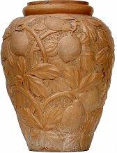 Antike große Terrakotta Vase