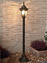 Antike LED Energiespar-Stehleuchte für den