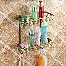 Antike Messing Wand Badezimmer Duschrahmen