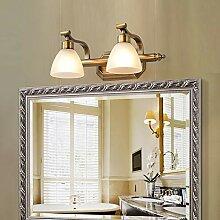 Antike Spiegel Scheinwerfer Europäisches