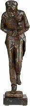 Antike Statue aus Bronze von Giovan Battista