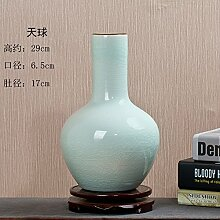 Antike Vase Heimtextilien Dekoration Basteln, 29 Cm * 19 Cm