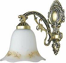 Antike Wandleuchte Vintage Landhausstil Wandlampe