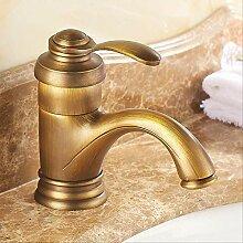 Antike Wasserhahn Waschbecken Wasser Badarmaturen
