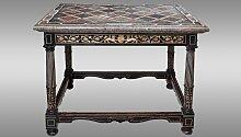 Antiker Italienischer Barock Tisch