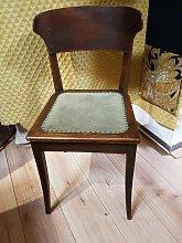 Antiker Jugendstil Stuhl von Riemerschmid für