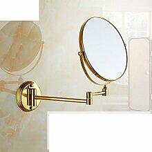 Antiker klappbare Spiegel/European-Style Bad