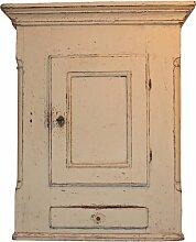 Antiker Wandschrank, 1860er