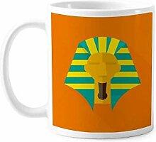Antikes ägyptisches abstraktes Muster Pharao