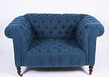 Antikes Chesterfield Sofa