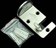 Antikollisions-Türstopper aus Edelstahl,