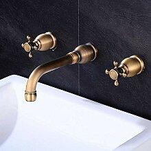Antiquitäten Waschbecken für Badezimmer Drei