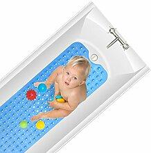 Antirutschmatte Badewanne, Arovene Extra Lang