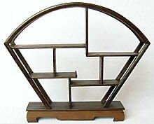 Antiseptic Holz Blumenständer Holzboden Blumentopf Regal / Pflanze Stand / Blume Rack für Wohnzimmer / Balkon Hochwertige dekorative Rahmen Starke Tragfähigkei