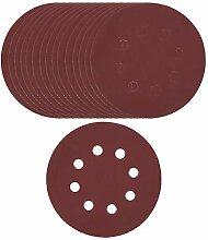 Antistatisches Metallschleifen 8 Loch 100PCS