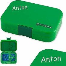 Anton & Sophie YUMBOX Panino (mit 4 Fächern) -