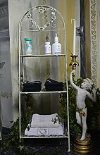 Antyki24 Standregal Etagere Landhaus Metallregal