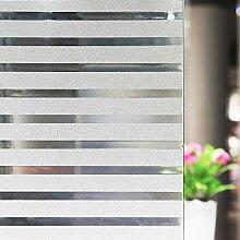 Anumit Streifen Frosted Fensterfolie, Statische