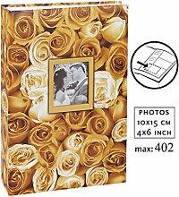 Anywhere Roses Fotoalbum für 402 Fotos in 10x15