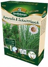 Anzucht-Set Petersilie & Schnittlauch