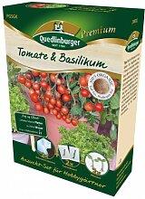 Anzucht-Set Tomate & Basilikum