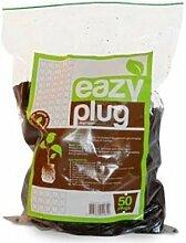 Anzuchterde Eazy Plug Beutel 50 Stück - Steckling