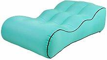 AOCT SHOP-Inflatable Lounger Aufblasbare Liege,