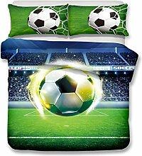 Fussball Bettwäsche Kinder Günstig Online Kaufen Lionshome