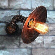 aoeiuv Retro Kreativ Wandlampe Industrielles