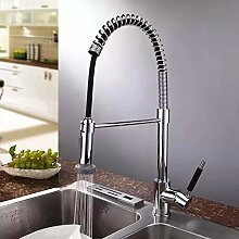 AOEIY Frühlingswasserfall Wasserhahn Küchen