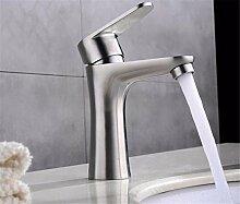 AOEIY Wasserhahn Küchen Mischbatterie Chrom
