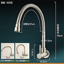 AOEIY Wasserhahn Küchen Mischbatterie