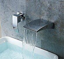 AOEIY Wasserhahn Küchen Mischbatterie Kupfer