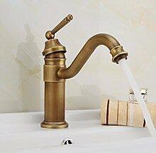 AOEIY Wasserhahn Küchen Mischbatterie Warmes und