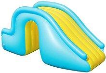 AoFeiKeDM Schwimmbadrutsche aufblasbar