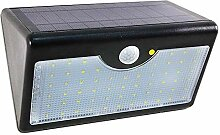 AOFENG Solarlampe 60 LED Garten