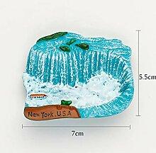 Aoforz-jumobao 3D kühlschrank Magnet Souvenir