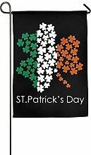 AOHOT Garten Flaggen,Ireland Flag Graphic