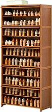 AOIWE Tragbare Schuhständer Lagerschrank