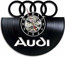 Aoligei Audi Design schwarz hohlen Vinyl Record