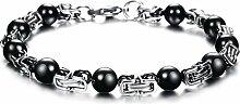 Aoligei Geschenk-Schwarze Mode Schwarze Perle