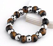 Aoligei Perlen Armband Männer Armband Armband