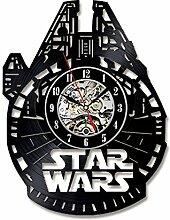 Aoligei Star Wars Millennium Falcon Modell schwarz
