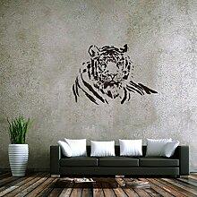 Aoligei Tiger Tier Junge Schlafzimmer Dekoration Wandaufkleber
