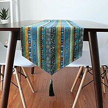 Aoligei tischläufer, Nationalen Wind Baumwolle