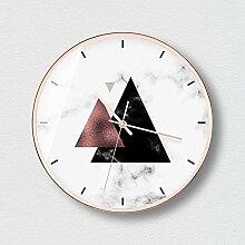 Aoligei Uhr Modern Minimalistischen Wohnzimmer Uhr