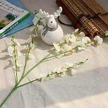 Aoligei Wen Xinlan Simulation Blume zu Hause