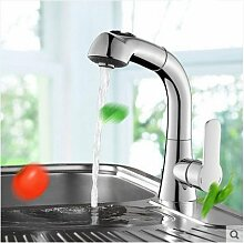 Aolomp Küche Wasserhahn, Dusche, Doppel Auslass,
